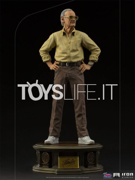Iron Studios Marvel Stan Lee Legacy 1:4 Statue