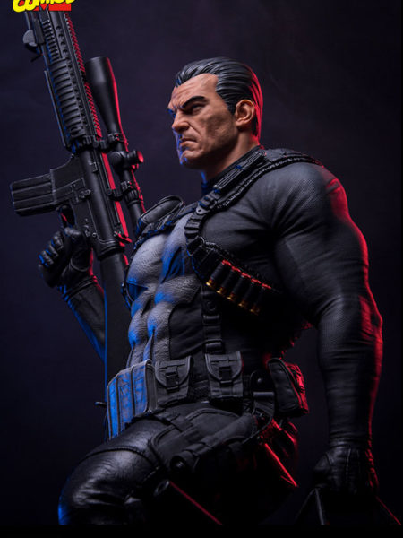 Iron Studios Marvel The Punisher 1:4 Statue