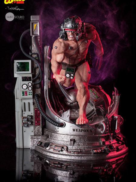 Iron Studios Marvel Weapon-X 1:4 Statue
