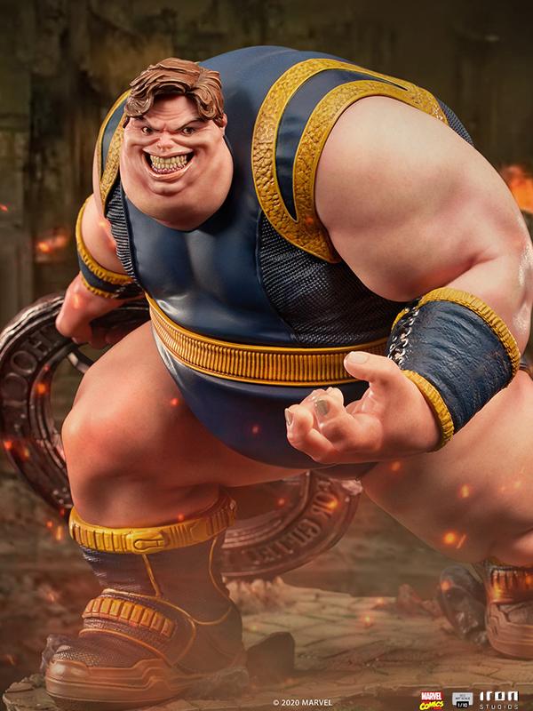 Iron Studios Marvel X-Men Blob 1:10 Statue