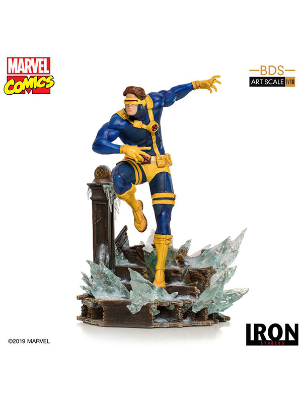 Iron Studios Marvel X-Men Cyclops 1:10 Statue