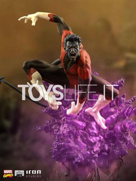 Iron Studios Marvel X-Men Nightcrawler 1:10 Statue
