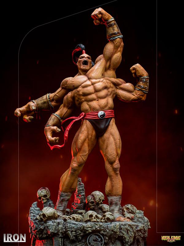 Iron Studios Mortal Kombat Goro 1:10 Statue