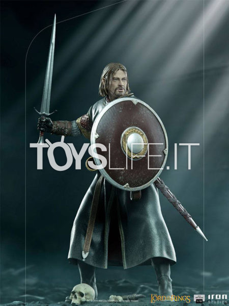 Iron Studios The Lord Of The Rings Boromir 1:10 Statue