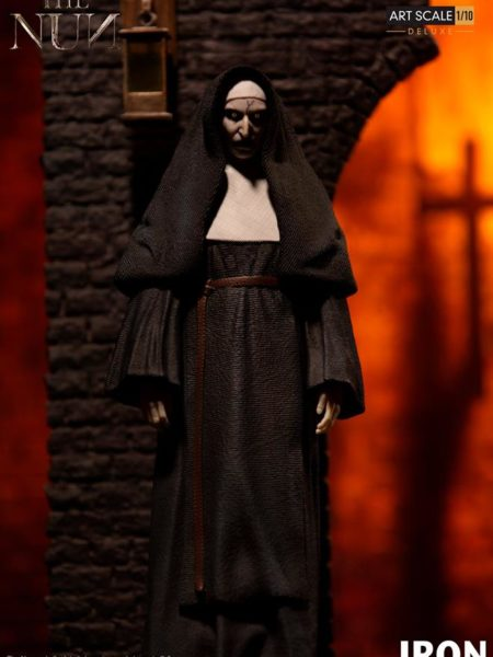 Iron Studios The Nun 1:10 Deluxe Statue