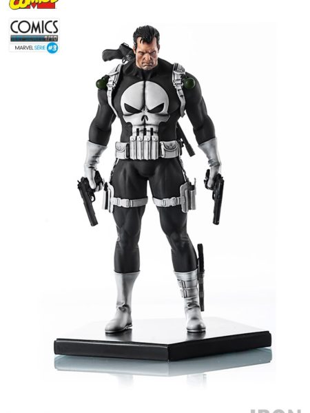 Iron Studios The Punisher 1:10 Statue