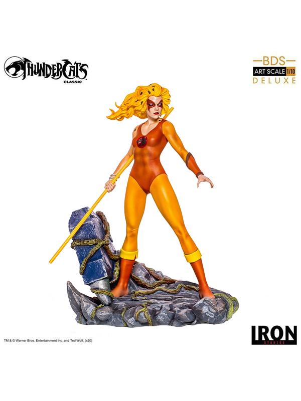 Iron Studios Thundercats Cheetara 1:10 Statue