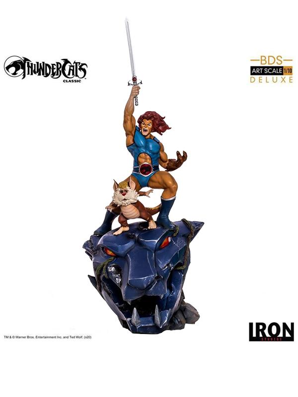 Iron Studios Thundercats Lion-o 1:10 Statue