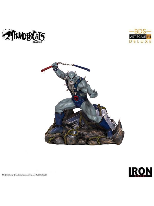 Iron Studios Thundercats Panthro 1:10 Statue