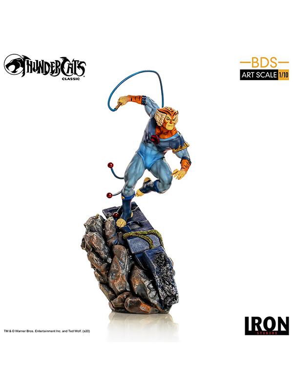Iron Studios Thundercats Tygra 1:10 Statue