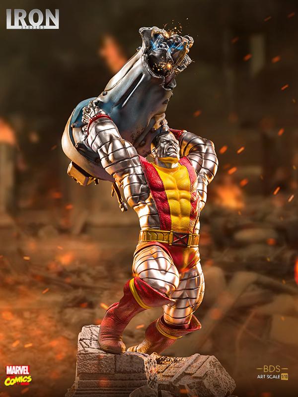 Iron Studios Marvel Comics X-Men Colossus 1:10 Statue