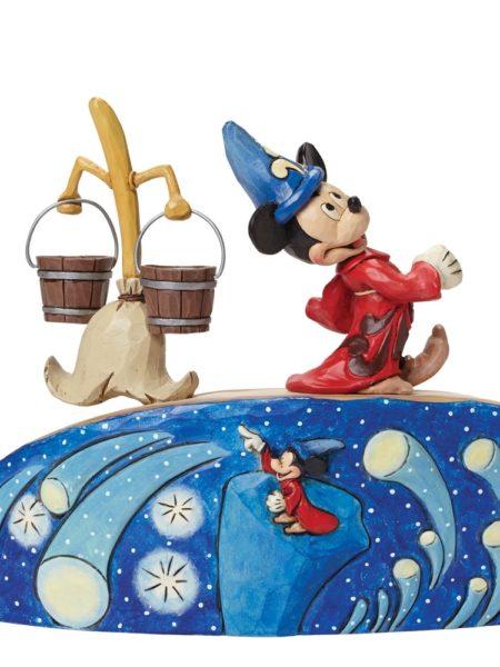 Jim Shore Disney Traditions Fantasia 75th Anniversary