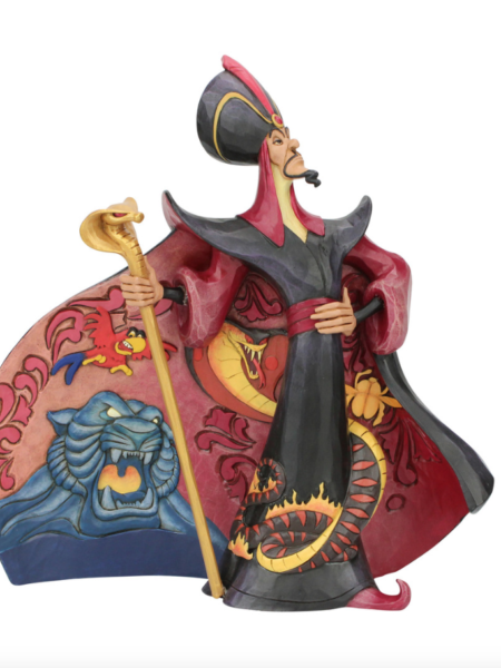 Jim Shore Disney Traditions Aladdin Jafar