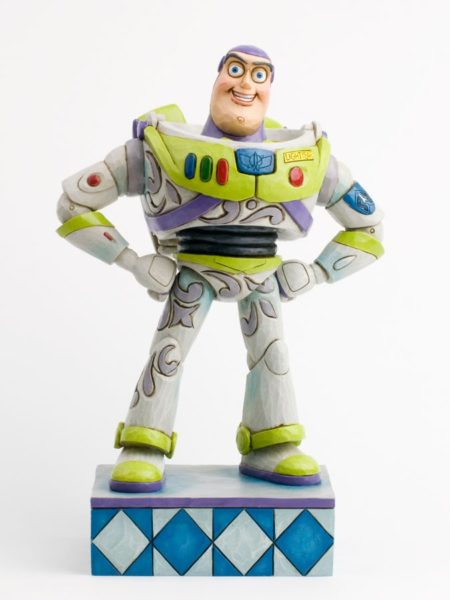 Jim Shore Disney Traditions Toy Story Buzz Lightyear