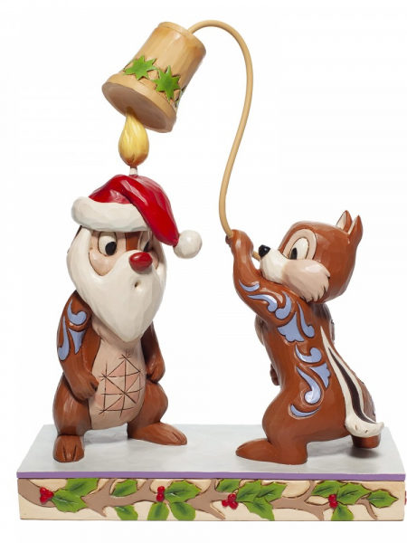 Jim Shore Disney Traditions Christmas 2020 Chip And Dale