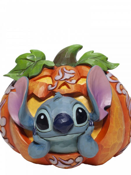 Jim Shore Disney Traditions Halloween Stitch