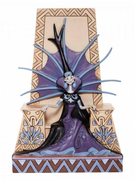 Jim Shore Disney Traditions Hercules Yzma