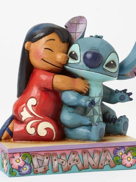 Jim Shore Disney Traditions Lilo & Stitch Ohana