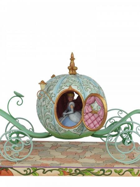 Jim Shore Disney Traditions Cinderella Cinderella's Carriage