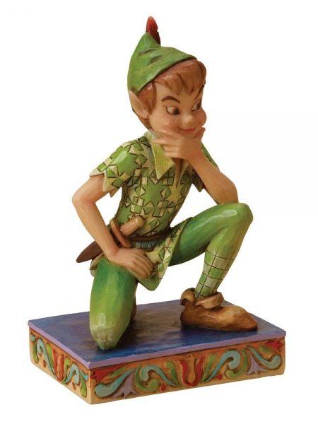 Jim Shore Disney Traditions Peter Pan Mini