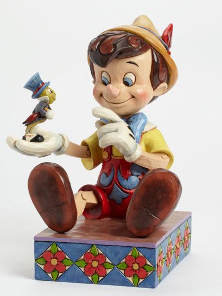 Jim Shore Disney Traditions Pinocchio 75th Anniversary