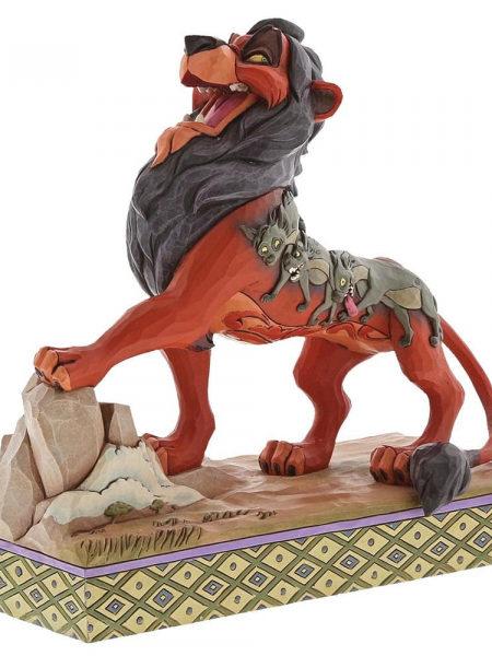 Jim Shore Disney Traditions The Lion King Scar