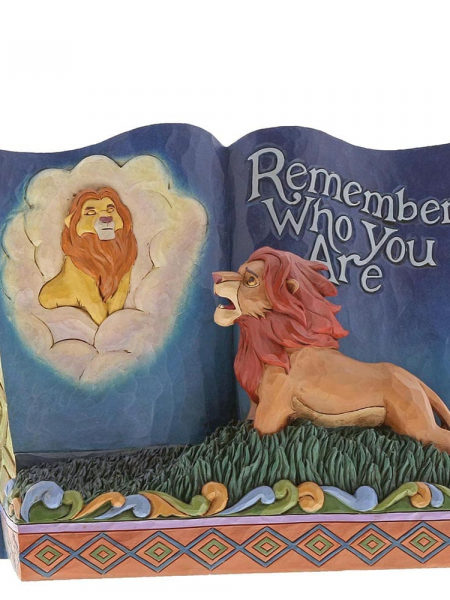 Jim Shore Disney Traditions The Lion King Storybook