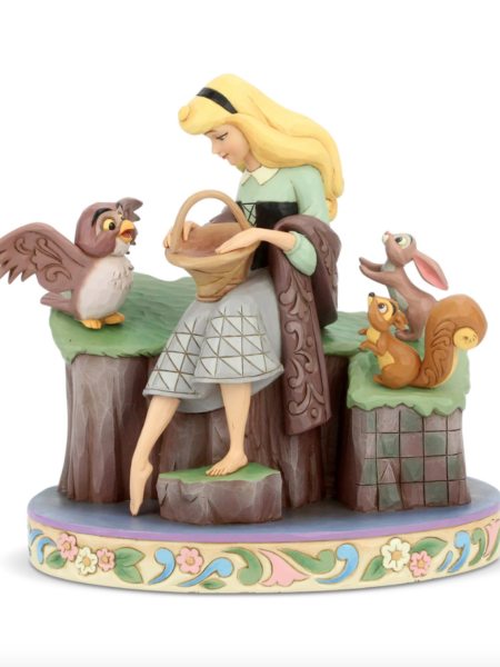 Jim Shore Disney Traditions Sleeping Beauty 60th Anniversary Aurora