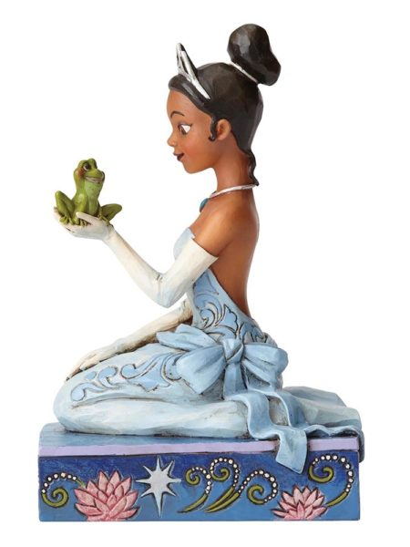 Jim Shore Disney Traditions Princess And The Frog Tiana With Frog