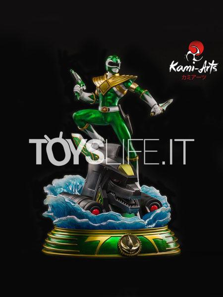 Kami-Arts Power Rangers Green Ranger 1:6 Statue