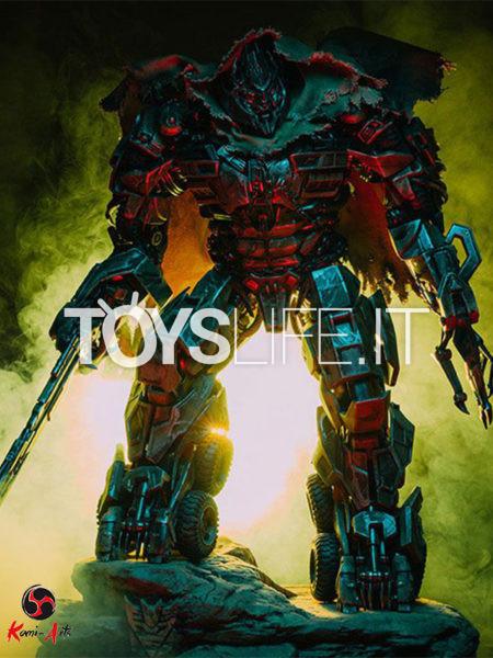 Kami-Arts Transformers 3 Megatron Statue