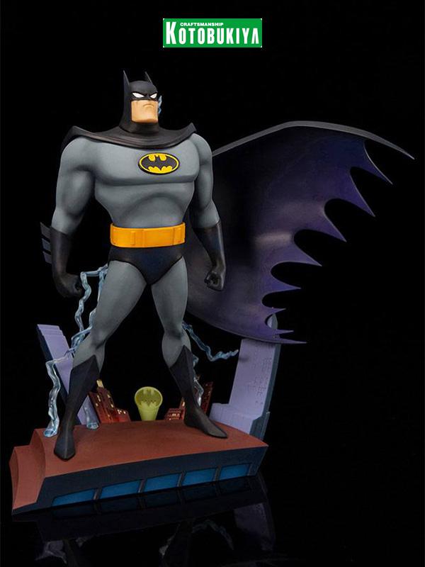 Kotobukiya DC Batman The Animated Series Opening Sequence Artfx Statue
