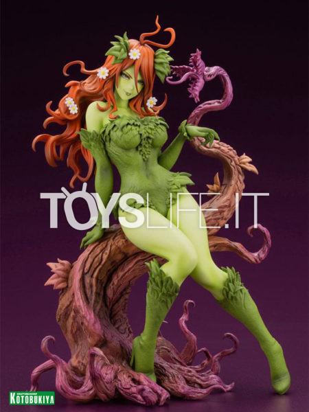 Kotobukiya DC Comics Poison Ivy Returns Bishoujo Pvc 1:7 Statue