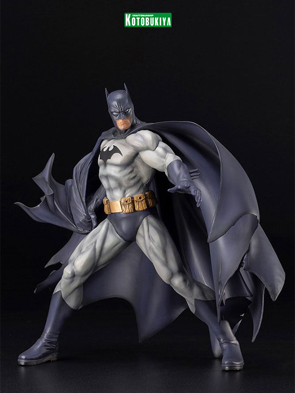 Kotobukiya DC Comics Batman Hush Artfx Pvc 1:6 Statue