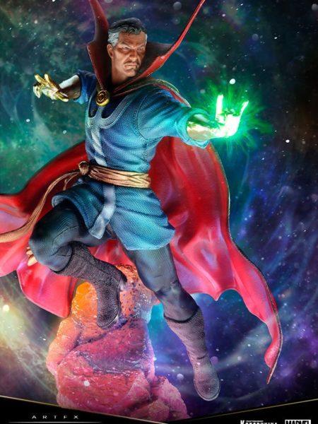 Kotobukiya Marvel Comics Doctor Strange Artfx Premier Pvc 1:10 Statue