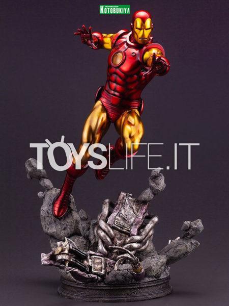 Kotobukiya Marvel Comics Ironman 1:6 Fine Art Statue