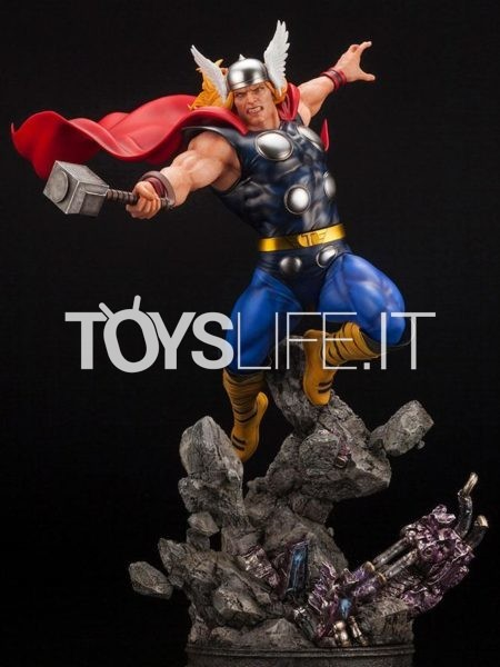 Kotobukiya Marvel Comics Thor 1:6 Fine Art Statue