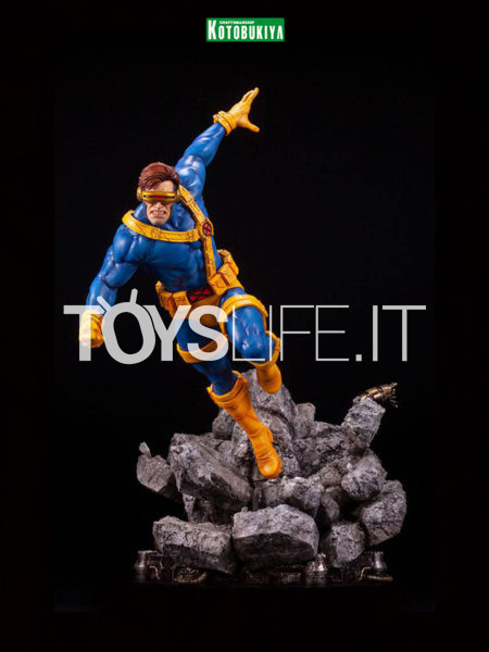 Kotobukiya Marvel Comics X-Men Cyclops Fine Art 1:6 Statue