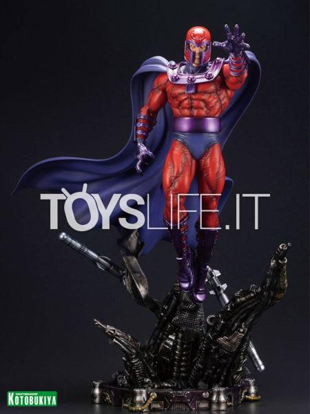 Kotobukiya Marvel Comics X-Men Magneto 1:6 Fine Art Statue