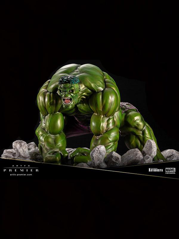 Kotobukiya Marvel Hulk Premier Artfx Pvc Statue