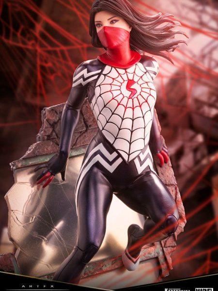 Kotobukiya Marvel Silk Artfx Premier Pvc 1:10 Statue