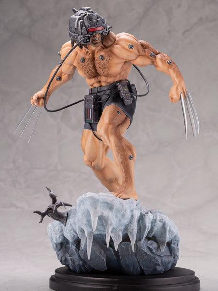 Kotobukiya Marvel X-Men Weapon X Wolverine 1:6 Fine Art Statue