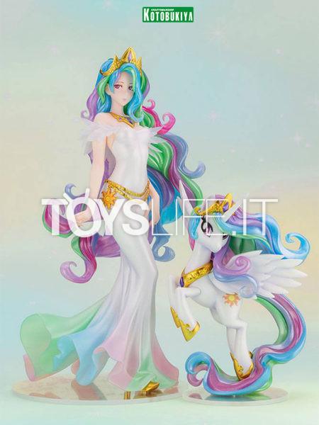 Kotobukiya My Little Pony Bishoujo Princess Celestia 1:7 Pvc Statue