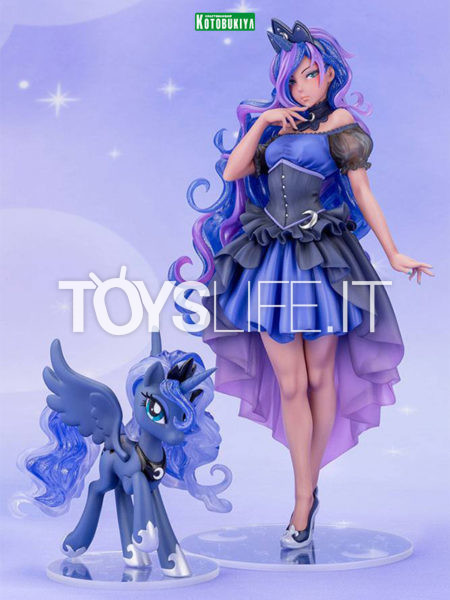Kotobukiya My Little Pony Bishoujo Princess Luna 1:7 Pvc Statue