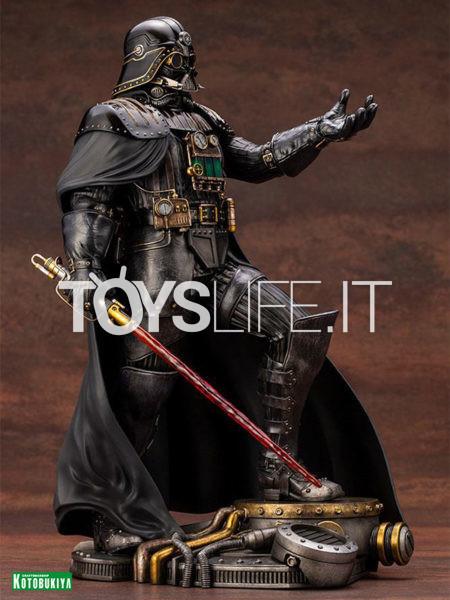 Kotobukiya Star Wars Darth Vader Industrial Empire Artfx 1:7 Pvc Statue