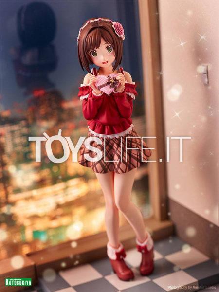 Kotobukiya The Idolmaster Cinderella Girls Miku Maekawa Off Stage Bonus Edition 1:8 Pvc Statue
