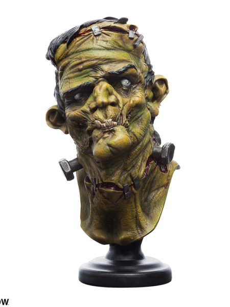 Level 52 Busted Series Frank Bust by Kurt Papstein