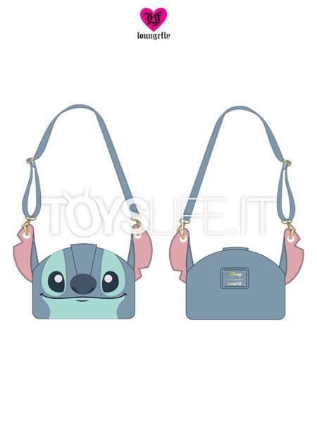Loungefly Disney Lilo & Stitch Stitch Luau Crossbody Borsa
