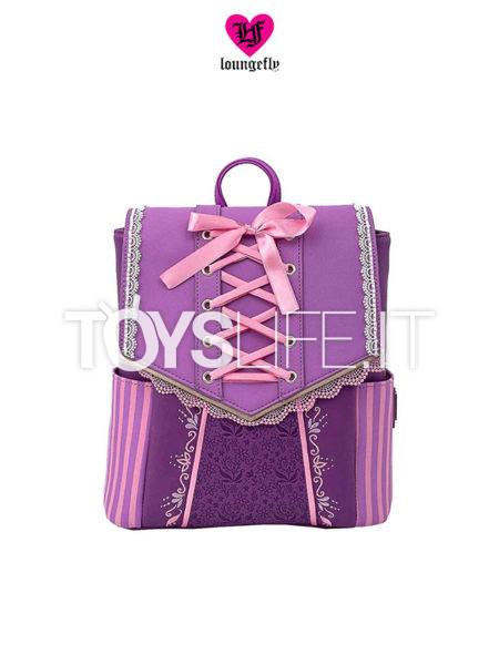 Loungefly Disney Tangled Rapunzel Backpack Zaino