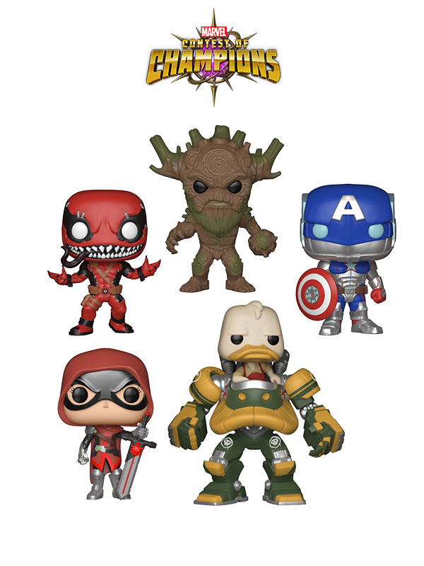 Funko Marvel Contest Of The Champions